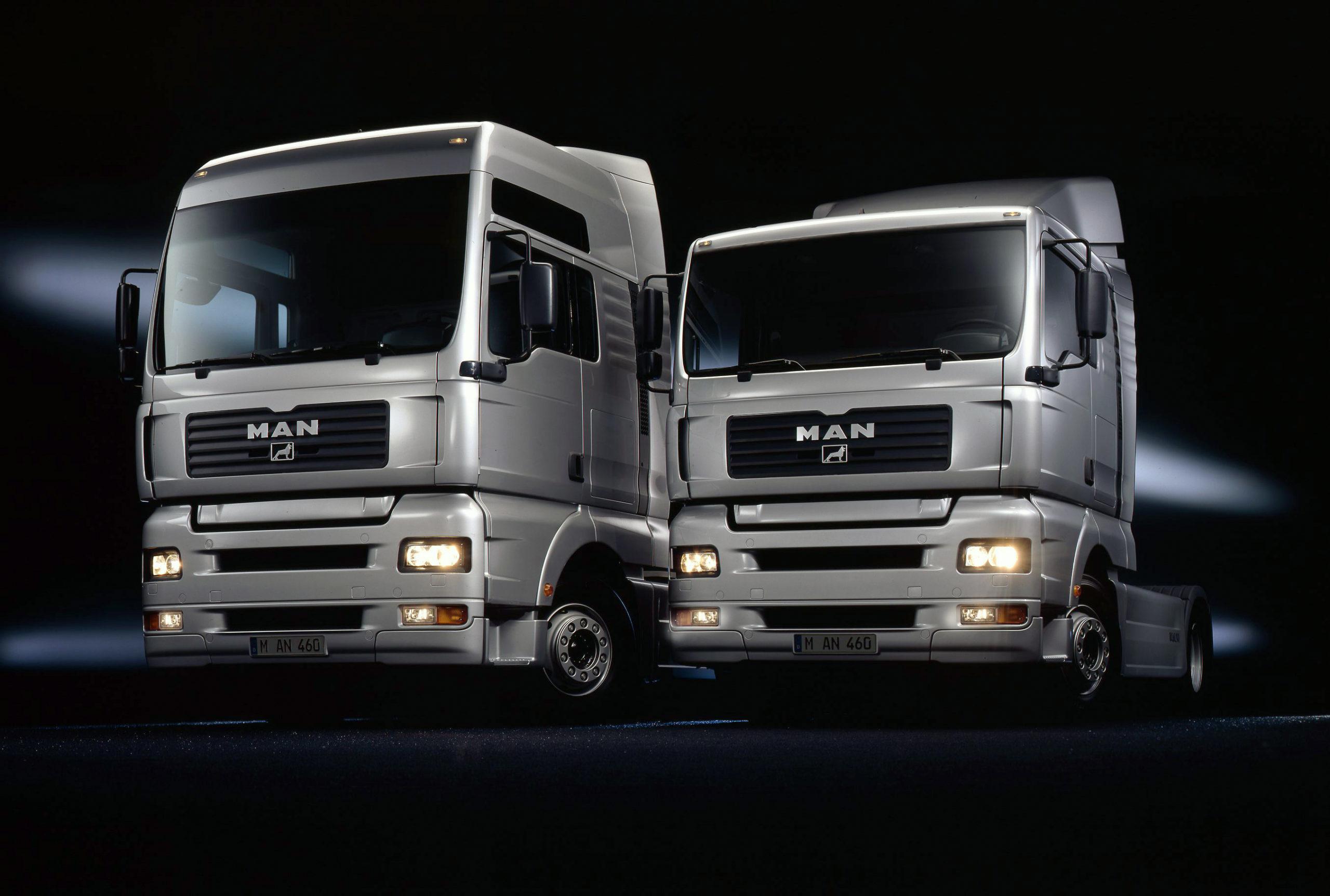 MAN TGA Truck - Bcar