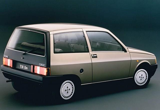 The Y 10 Car The Last Autobianchi