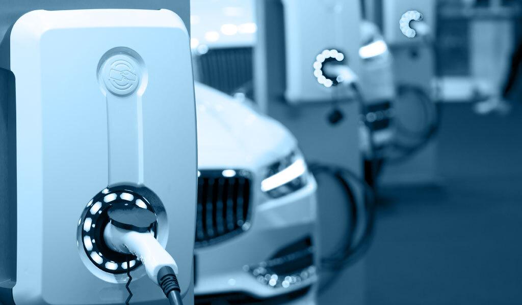 puntos de recargas para coches eléctricos en españa
